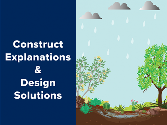 Construct Explanations and Design Solutions